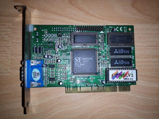 Karta graficzna S3 Trio64V2/DX PCI