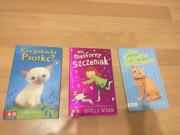 Książki dziewczęce