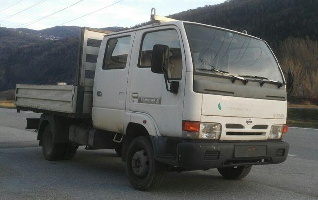 Peças nissan cabstar bd30 110cv