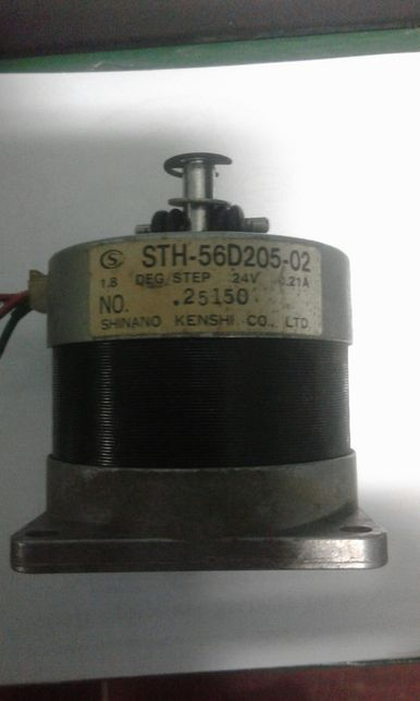 Мотор до ЧПУ станків