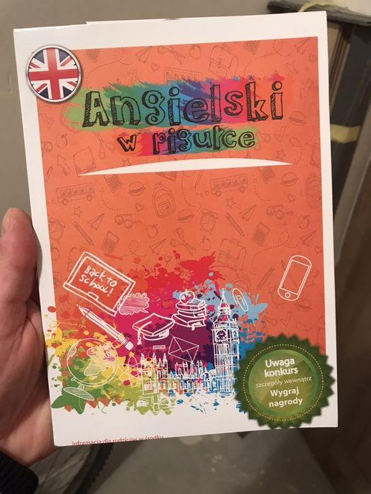 Angielski w pigułce pomoce dydaktyczne ściągi Białystok - image 1