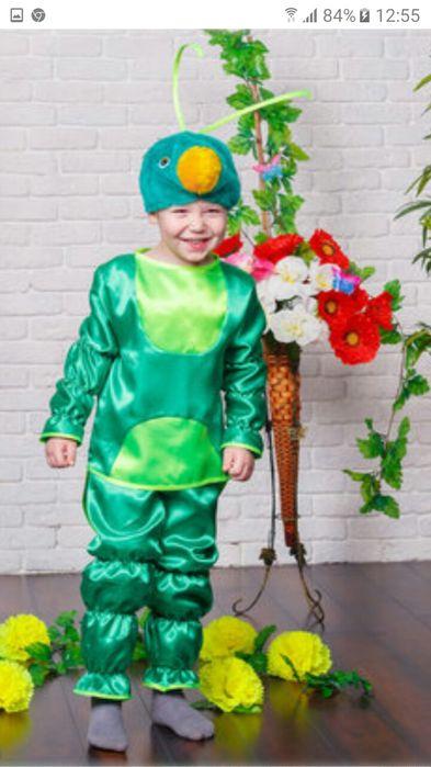 Карнавальный костюм кузнечика для мальчика от 4 до 7 лет Киев - изображение 1