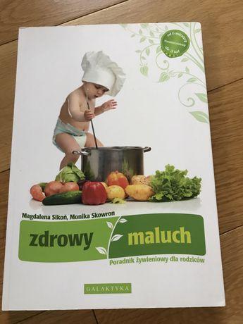Zdrowy maluch. Magdalena Sikoń, Monika Skowron