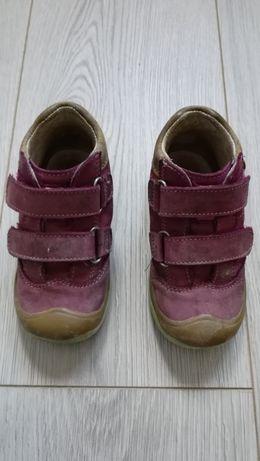 Buty trzewiki na rzepy firmy Bartek roz. 23