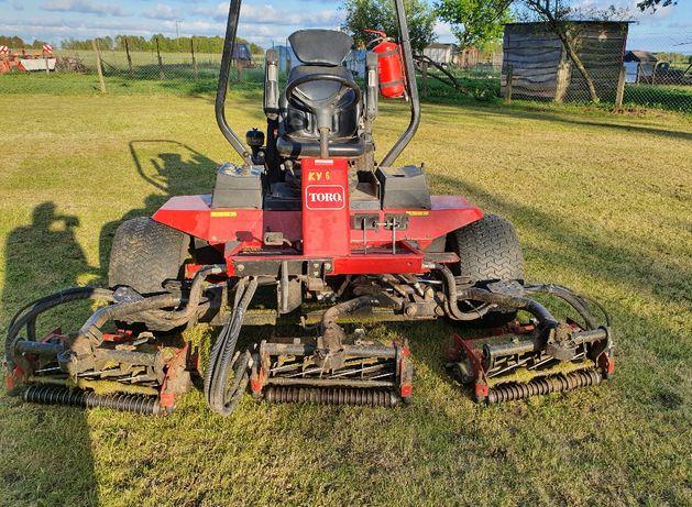 Traktorek Kosiarka TORO Reelmaster 5500D wrzeciono
