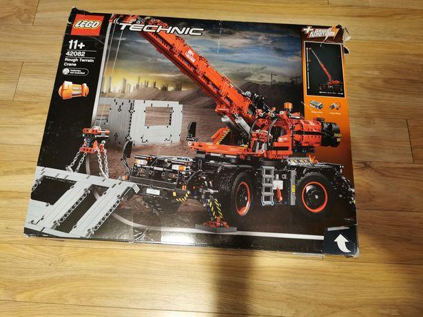 42082 LEGO Technic Dźwig Rough Terrain