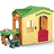 Little tikes patio domek