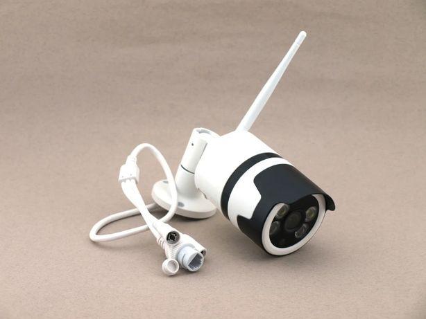Недорогая качественная беспроводная уличная камера - удаленный доступ!