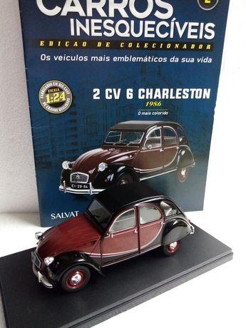 Miniaturas 1/24 Carros Inesquecíveis Novas