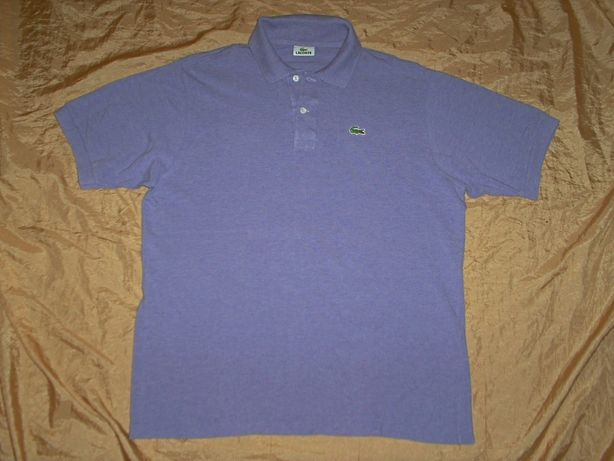 Мужская футболка поло Lacoste размер 7 оригинал