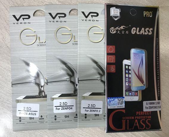 Защитное стекло Asus Zenfone / Nokia