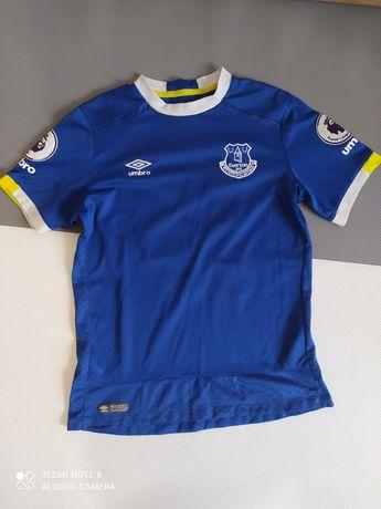 Спортивная футболка футбольная форма umbro 10-12 лет