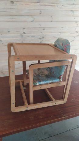 Дитяче годувальне крісло