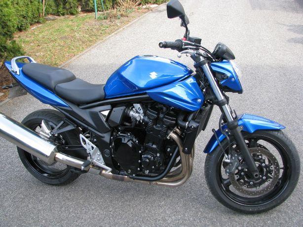 Suzuki bandit 650 bardzo dobry stan i ładny motor