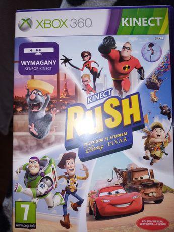 Rush Disney pixar x-box 360