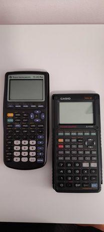 Vendo 2 Calculadoras gráficas pelo preço de 1 !!
