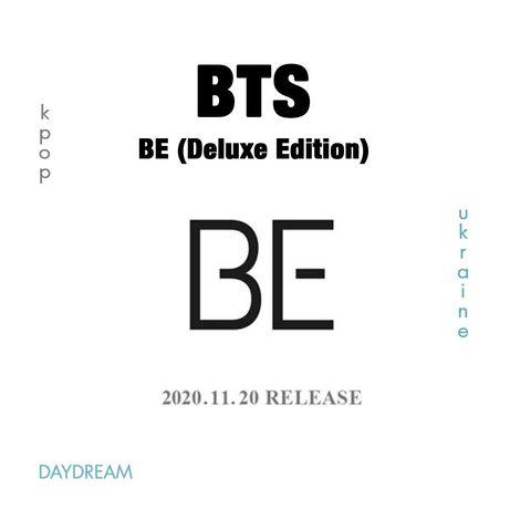 BTS - Album [BE (Deluxe Edition) цены с учетом доставки
