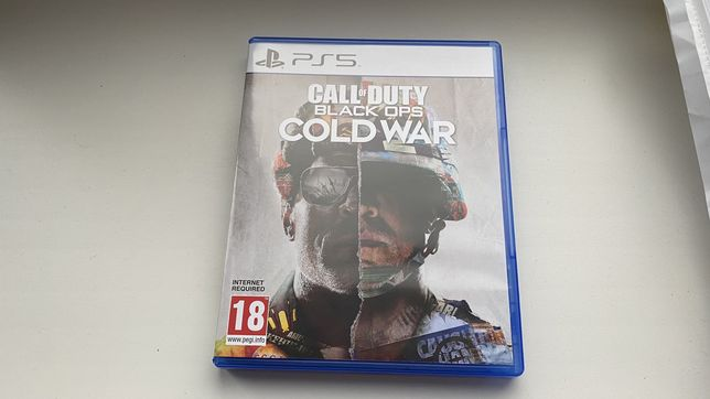 Call of duty black ops cold war ps5