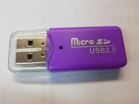 Leitor de cartão micro SD