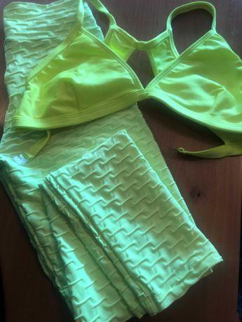 Leggings/top´s/calções brasileiros (Coisas do Mar)