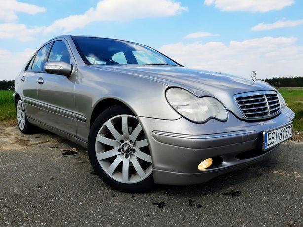 Śliczny Mercedes W203 / ZAMIANA