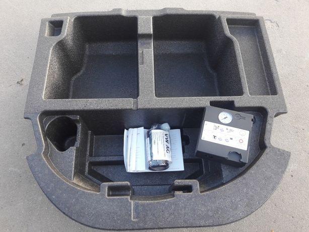 NOWY zestaw naprawczy koła do SKODA Superb 3 + wkład styropianowy