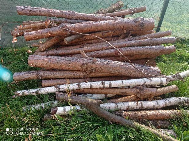 Drewno opałowe sosna, brzoza