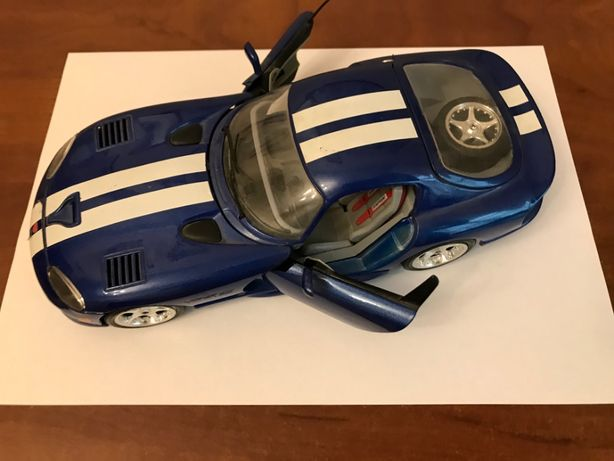 VIPER GTS Coupe - Оригинальная коллекционная модель 1:18