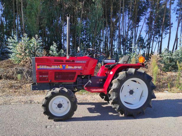Trator Shibaura SP1540 Como Novo