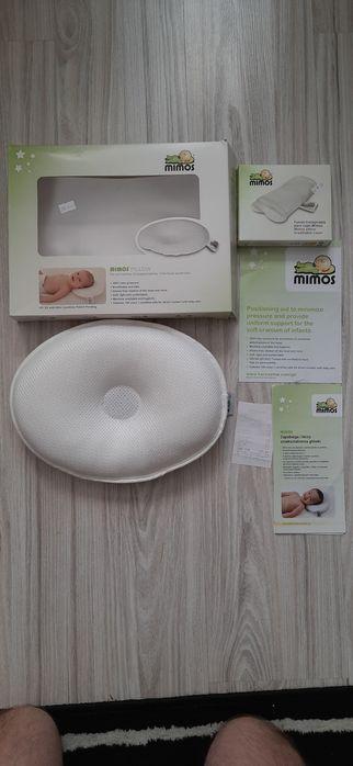 Poduszka ortopedyczna MIMOS XXL z poszewką. Jonkowo - image 1