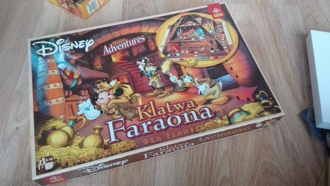 gra Klątwa Faraona dla dzieci, Myszka Miki