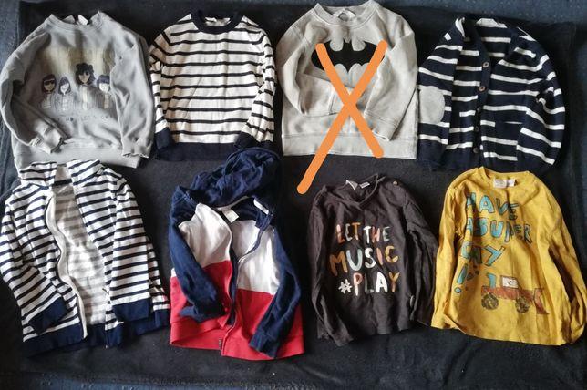 Zestaw Zara i H&M rozm 104
