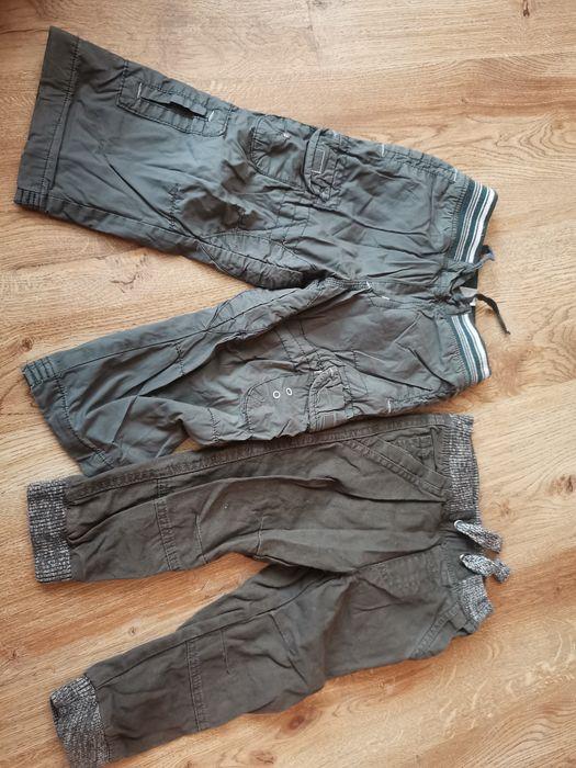 Ocieplana spodnie 2 szt Zabrze - image 1