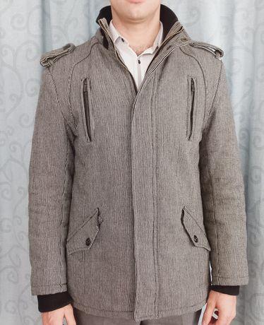 Куртка теплая. Куртка Коттон. Зимняя куртка стеганная