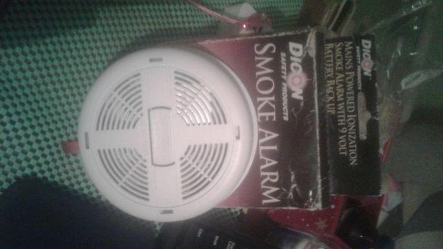 Дымо-сигнализатор