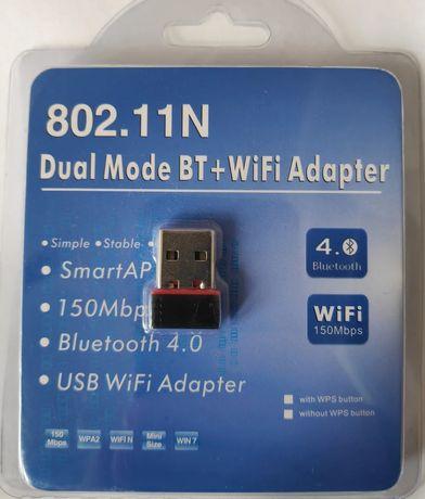 WiFi + Bluetooth адаптер в одном корпусе REALTEK RTL8723B