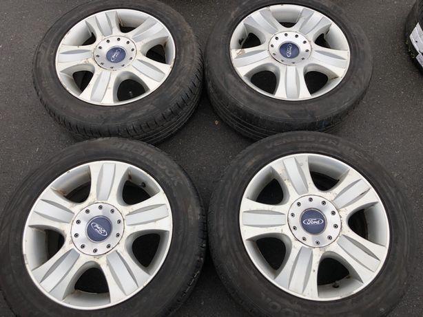 Диски оригинальные Ford R16 5 болтов ET52/7jx