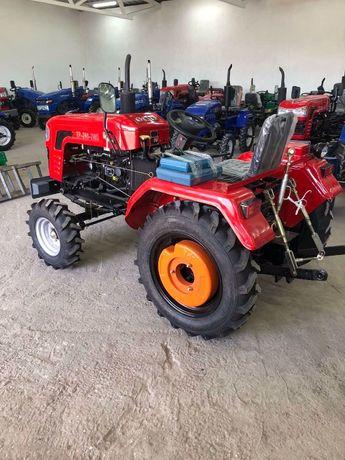Минитрактор Шифенг 240. 24-х сильный трактор