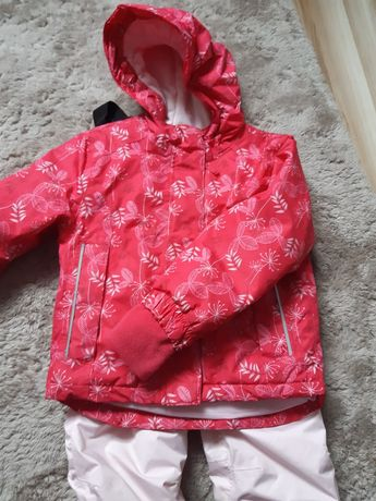 Zestaw zimowy kurtka +spodnie