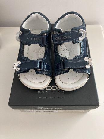 Sandálias de menina Geox