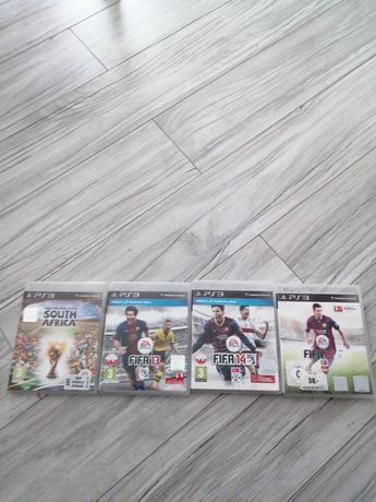 Gry ps3 FIFA + South africa