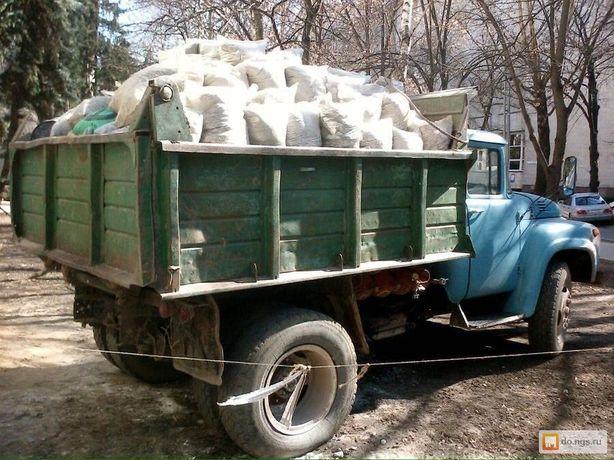 Стройматериалы, доставка бетон, щебень, песок, вывоз мусора