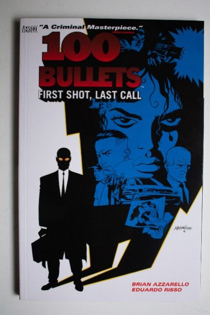 100 Bullets Vol.1 First Shot, Last Call SC (komiks USA)