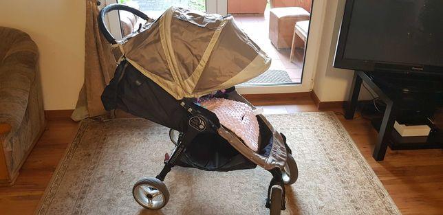 Wózek baby jogger city mini 4 kółka