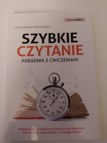 Szybkie czytanie Jolanta Jaworska zestaw 3 książek
