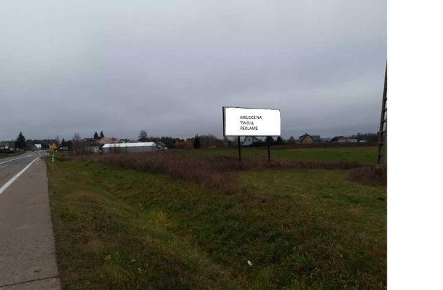 Billboard powierzchnia reklamowa