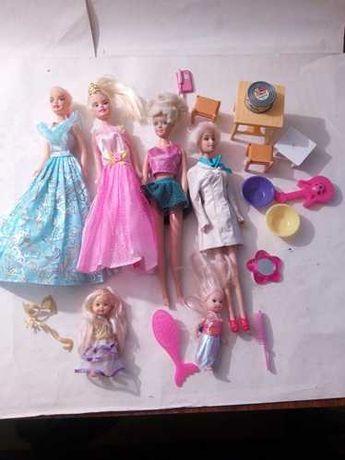 Куклы Барби. Цена за все!!!