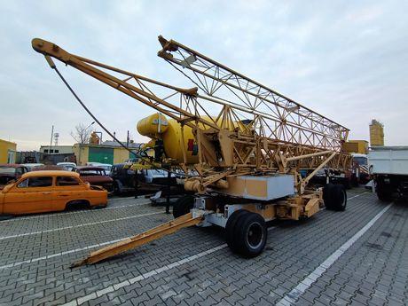 Żuraw wieżowy Dźwig GMR 321 B/V 5T 25M