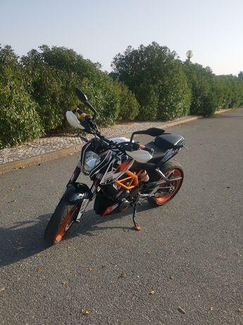 Ktm Duke 390cc ABS 35KW