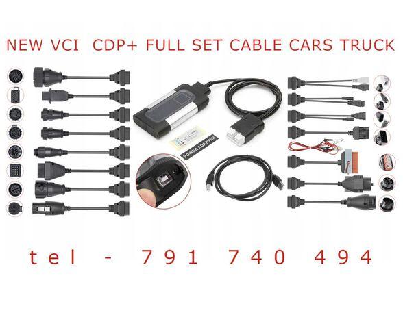 Przewody kable tester diagnostyczny do autocom cdp+ delphi ds150e